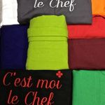 Tablier TOP chef (photo 4/5)