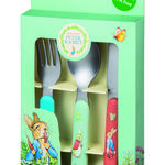 Set 3 couverts Peter Rabbit